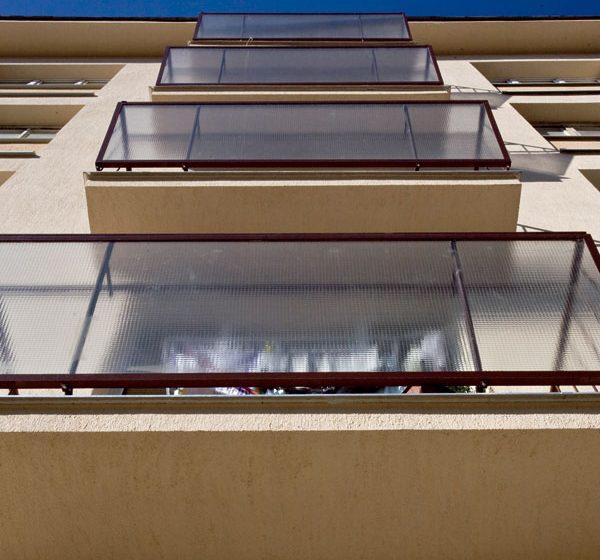 Opravy obkladů adlažeb na balkonech aterasách