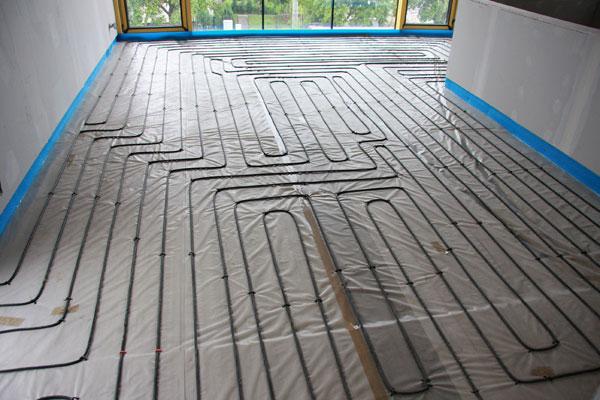 OPTIHeat – revoluční podlahové vytápění
