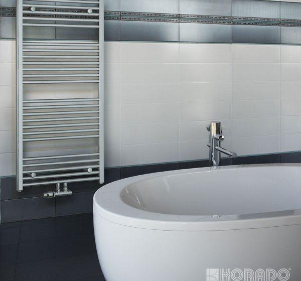 Otopná tělesa pro exkluzivní koupelnu