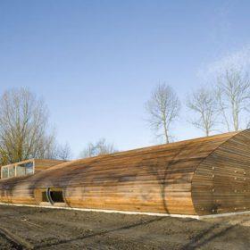 Ovčín v nizozemském Almere
