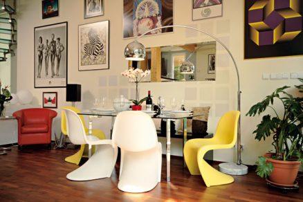 Ozvěny vídeňské přehlídky interiérového designu