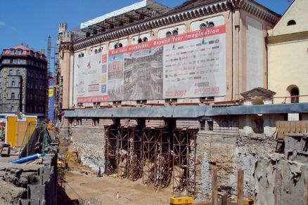Palladium Praha – komplexní přestavba budovy kasáren Jiřího zPoděbrad