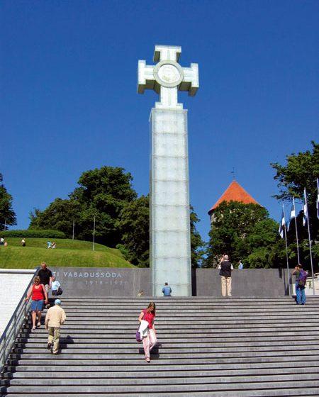 Památník estonské osvobozenecké války