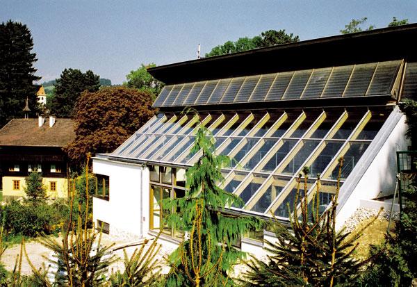 Pasivní využívání sluneční energie