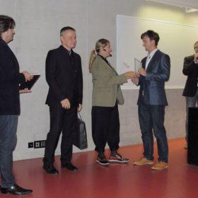 Patricia Urquiola blahopřála výhercům Axor H2O story 2012