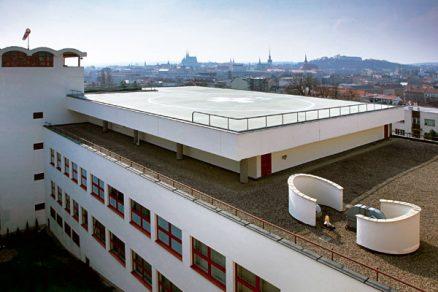 Pěnové sklo – tepelná izolace pronáročné provozní střechy