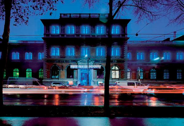 Peter Noever - Muzeum jako experiment