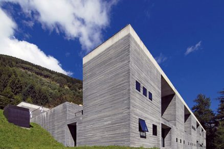 Peter Zumthor acesta kesenci architektury