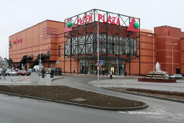 Plzeň Plaza otevírá