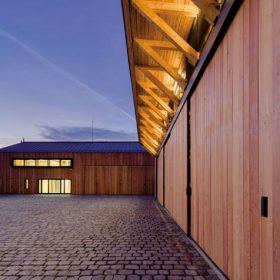 Podzámecká zahrada - památka UNESCO (Architekti DRNH)