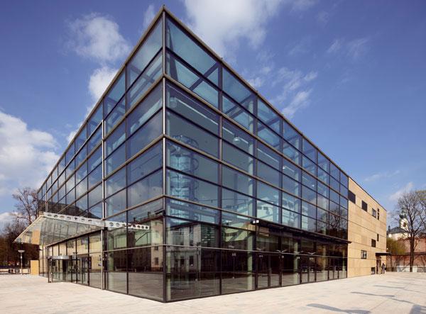 Politika architektury usiluje otransparentnost