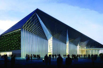 Pórobeton Ytong dobyl čínské Expo