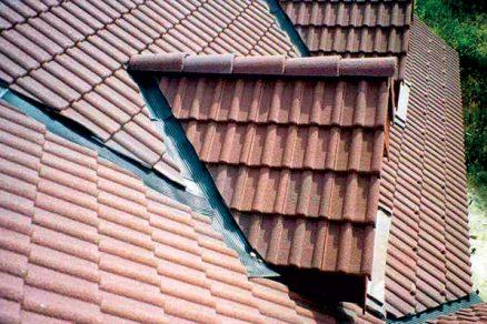Poruchy šikmých střech 1.