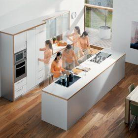 Postavte se do kuchyně na zkoušku