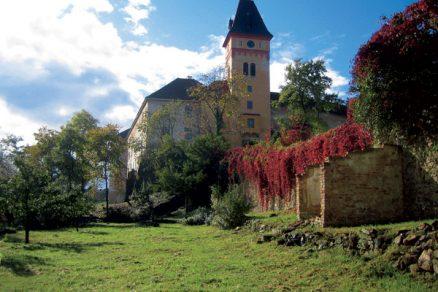 Postup sanace vlhkého zdiva objektu Horního zámku ve Vimperku
