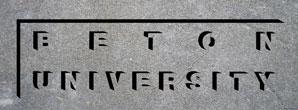 Pozvánka na první ročník seminářů Beton University