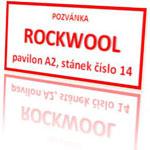 Pozvánka ROCKWOOL na veletrh PASIVNÍ DOMY 2012