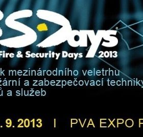 PRAGUE FIRE & SECURITY DAYS 2013