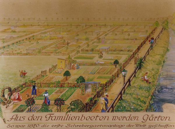 Pražské zahrádkové kolonie