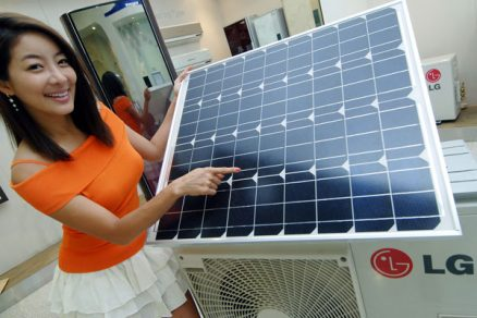 Představujeme první ekologické solární klimatizační zařízení