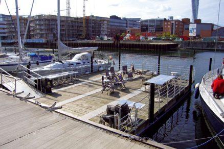 Přestavba Západního přístavu vMalmö