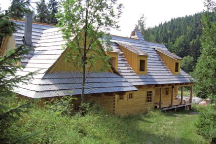 Příčiny poruch dřevěných staveb a konstrukcí