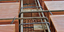 Příčiny poruch montovaných keramických stropů