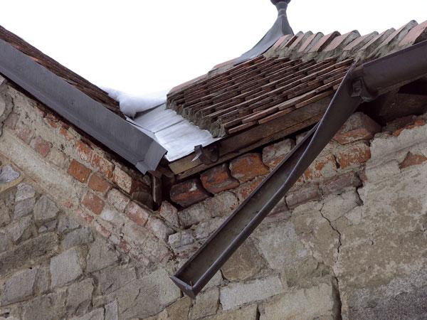 Příčiny poruch šikmých střech vpraxi