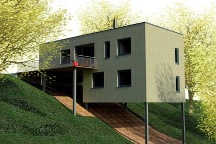Přínosy BIM a návrhy nízkoenergetických domů