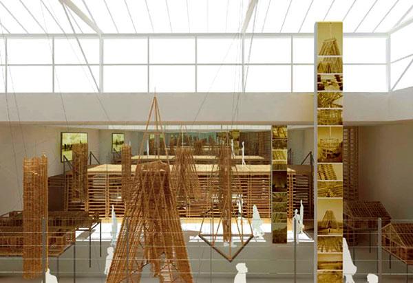 Přirozená architektura Martina Rajniše na benátském bienále