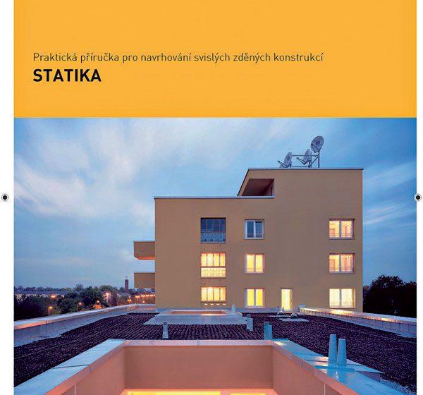 Příručka s názvem Statika
