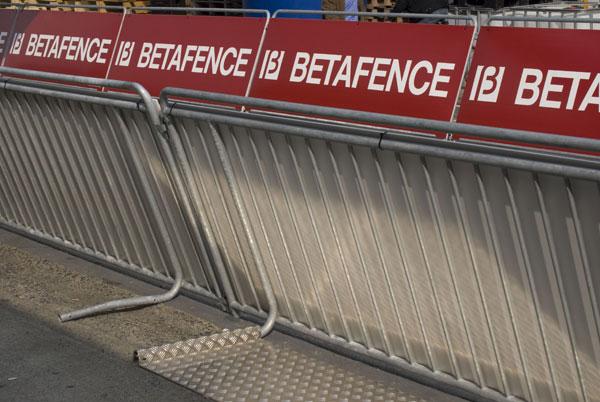 Pro bezpečnost cyklistů i diváků