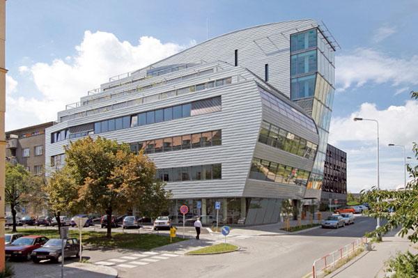 Prodej administrativní budovy naVyšehradě