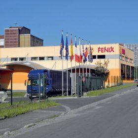 Profil obchodní skupiny Fenix