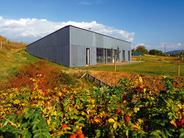 Projekt na podporu výstavby pasivních domů