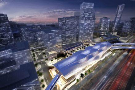 Projekt rijádského metra (1. část)