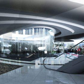 Projekt rijádského metra (2. část)