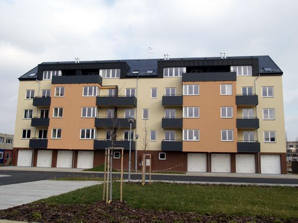 Projekt Terronic II. - byty v budově C1 předány majitelům