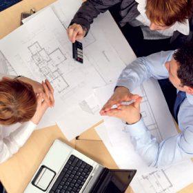 Projektanti první na řadě