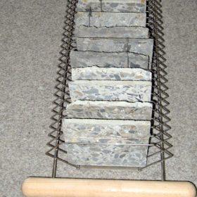 Protismykové vlastnosti cementobetonových krytů v tunelech