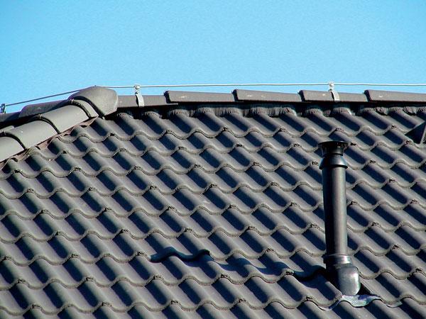 Provádění střech