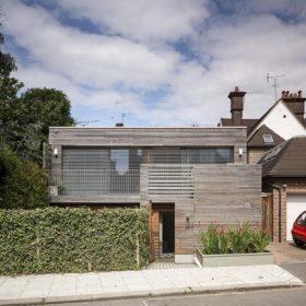 První certifikovaný pasivní dům v Londýně