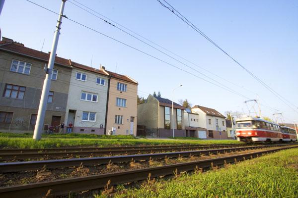 První Plusový rodinný dům v Brně-Komíně