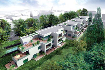 Rakouský příklad ekologického bydlení