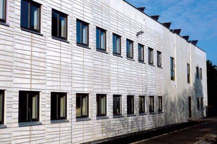 Realizace grafického betonu vČR