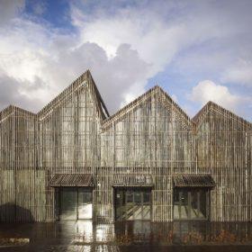 Recyklovaná budova muzea námořníků