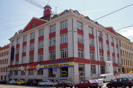 Rekonstrukce Paláce Křižík