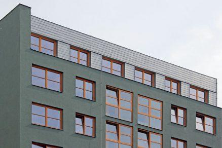 Rekonstrukce panelového domu v Praze 3