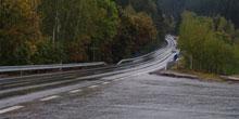 Rekonstrukce silnice usnadní cestování mezi dálnicí D1 a Jihlavou
