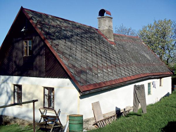Rekonstrukce střechy nezahrnuje pouze výměnu střešní krytiny